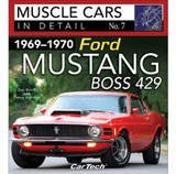 Cars In Detail 69-70 Discontinued 1/21