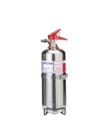 Extinguisher Handheld 2L Steel NOVEC