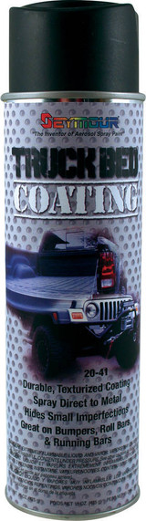 Truck Bed Coating Black 20oz.