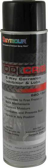 5-Way Corrosion Inhibit or & Lube