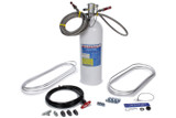 Fire System 10lbs Novec Automatic & Manual