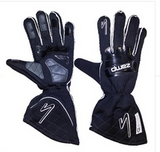 ZR-50 Race Glove Black SMALL