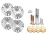 Alm Differential Bushing Inset Kit 15-18 Mustang