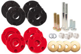 Adjustable Differential Bushing Insert System