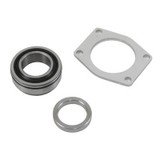 Axle Bearing & Retainer Plate - Small Ford