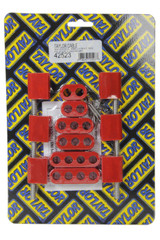 10.4mm Vertical Wire Loom Kit Red