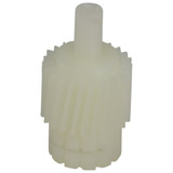 Speedometer Drive Gear Ford 23 Tooth White