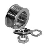 Alternator Chrome Pulley 6 Groove