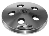 Power Steering Pulley Machined Aluminum