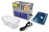Ultrasonic Cleaner With 9in Stainless Basket