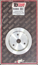 Single Lower Swp Pulley