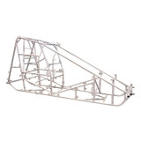 Bare Chassis X-Wedge Design 88in
