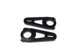 Tail Tank Clamps For Sprintcar Black
