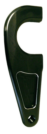 Steering Arm Right Front Black
