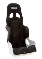 Seat Cover Black 18in Pro Circle Track 2019