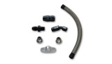 Universal Oil Drain Kit for T3/T4 Turbos