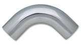 1.75in O.D. Aluminum 90 Degree Bend - Polished