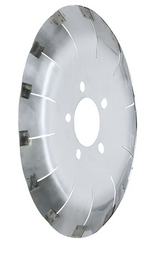 Mud Shield Inner, 5 x 5, 2 in Backspace, Stainless