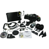 64-66 Mustang Gen IV Complete A/C Kit