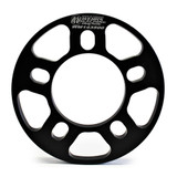 Wheel Spacer 1/2in Small 5Alum