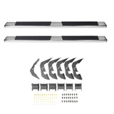 R7 Boards Running Boards 07-17 GM P/U Stainless