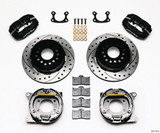 P/S Park Brake Kit Small Ford 2.66in