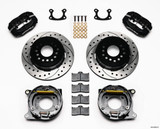 P/S Park Brake Kit Small Ford 2.50in