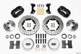 Brake Kit Front WWE Pro Spindle 11in Dia Rtr