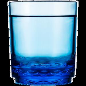 Drinique Elite Unbreakable Tumbler 12 oz in Blue Tritan