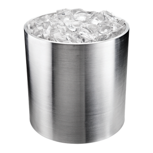 Drinique Billet Aluminum Ice Bucket for Bottle Service