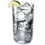 Drinique Elite Tall 14 Ounce Glass with Soda Water