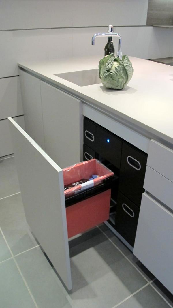 K600 at Kitchens International, Edinburgh HQ