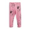 Fox Family Leggings Pink
