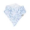 Babyushka Organic Bandana Bibs 2pk Blue