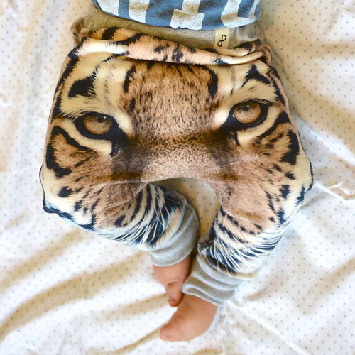Baggy Legging Pant Tiger