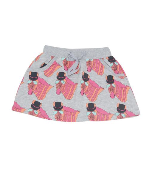 Patsy Skirt Grey