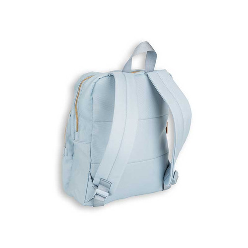 Panda Backpack Light Blue