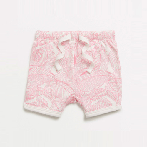Into The Jungle Short Pink