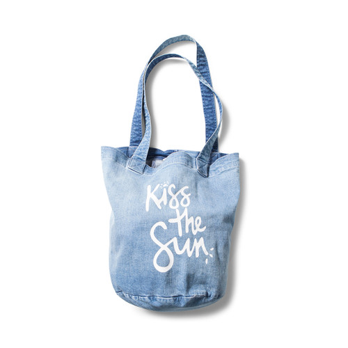 Kiss The Sun Carry On Bag