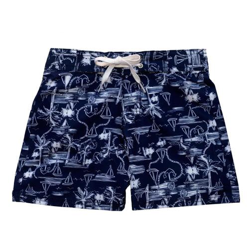 Nautical Board Shorts