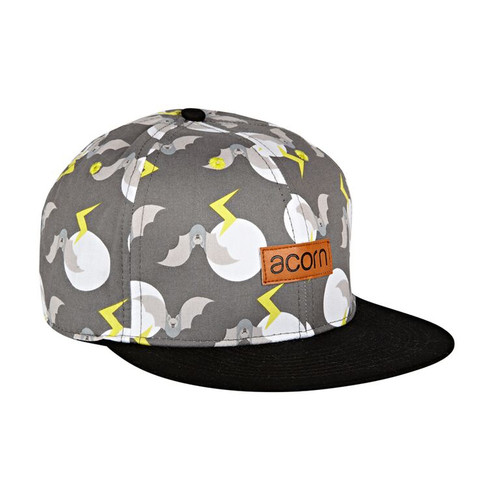 Full Moon Snapback Cap