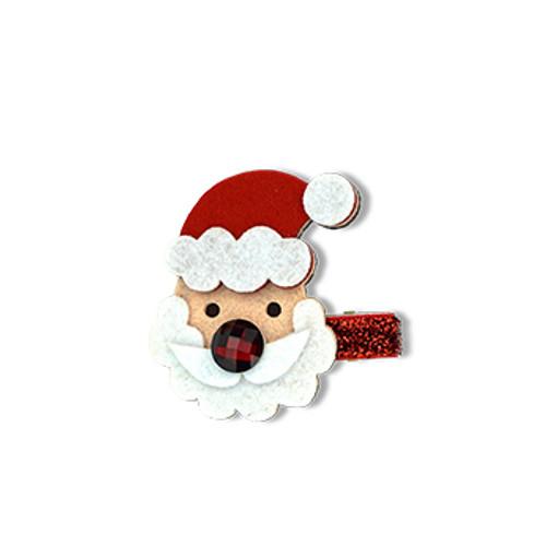 Christmas Santa Duck Clip