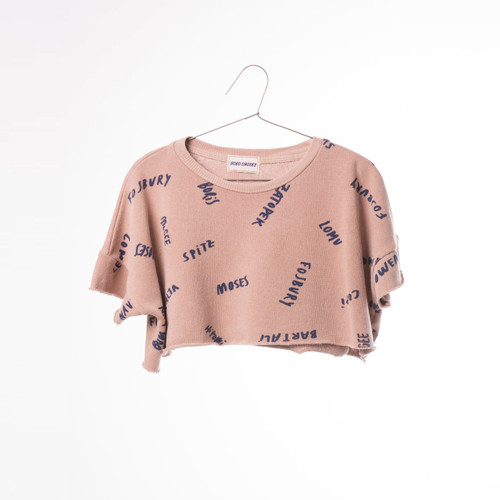 Cropped Sweatshirt - The Legends