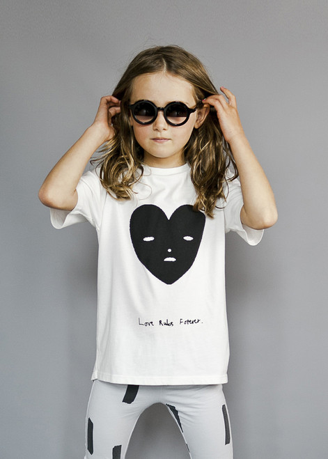 Vanilla Heart Face Tee