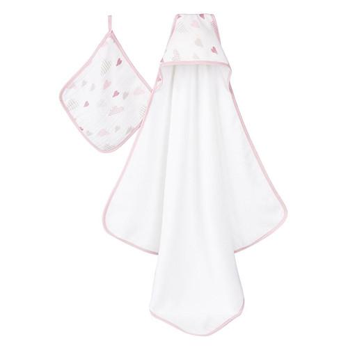 Heart Breaker Hooded Towel Set