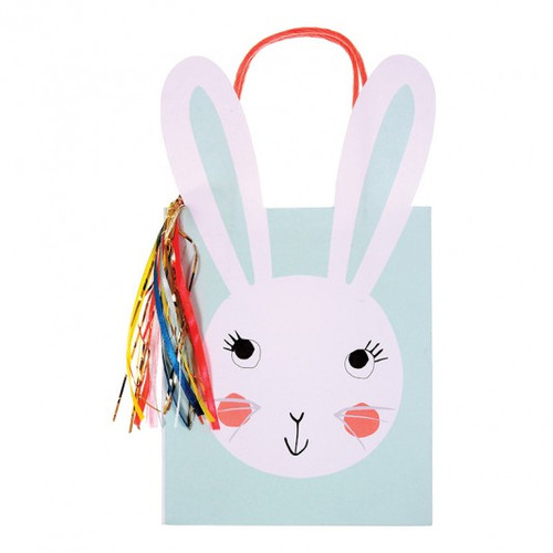Easter Bunny Party Bags (Set of 8)