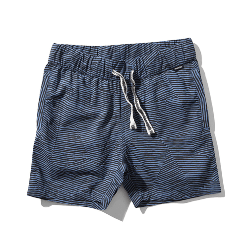 Crack Up Shorts Blue