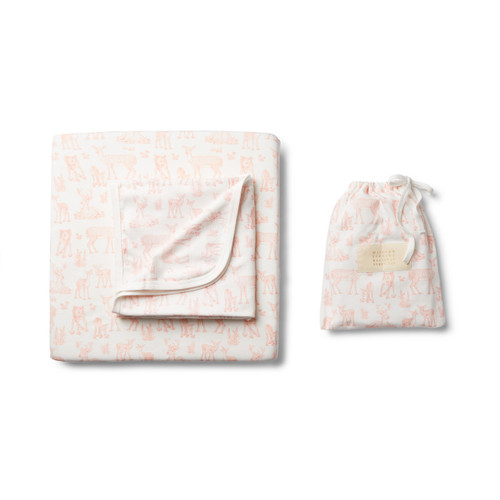 Oh Dear Bassinet Sheet Set