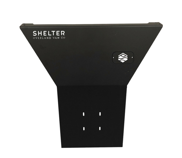 Shelter Skid Plate - Engine