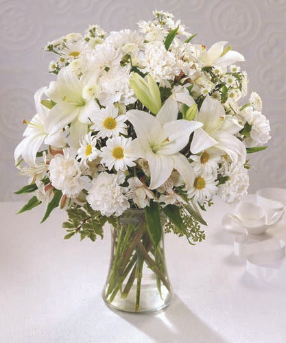 Angel Wings Arrangement Long Island Florist